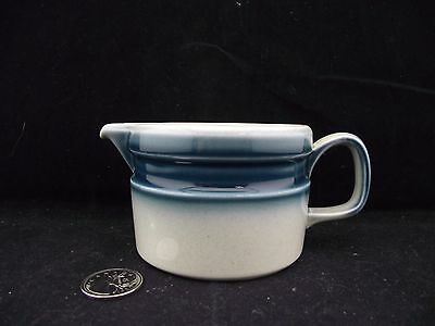 Maple Syrup Milk Cream Pitcher Blue Pacific Wedgwood Oven To Table Made England