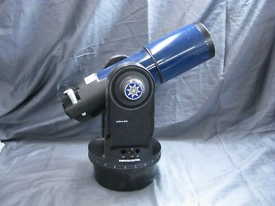 Meade ETX 80 Back Pack Telescope Achromatic AS IS for Parts or Repair