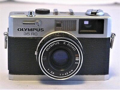OLYMPUS 35RC (tested - works good)