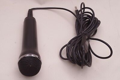 Guitar Hero Logitech Usb Cable Microphone Computer Recording/ Skype / Youtube