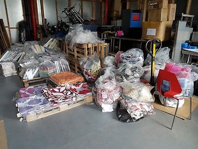Business Bulk Stock for Sale Wholesale Bedding Cushion Job Lot Shop RRP £9000+,