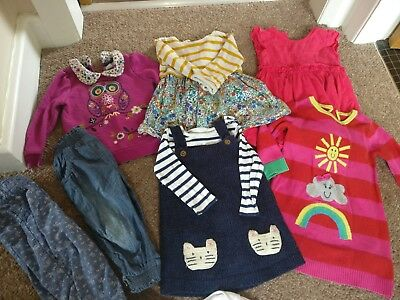 Girls bundle 9-12 months Tu f&f mothercare next vests good condition