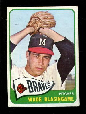 1965 Topps Baseball Card S 1 598 Rookies A0240 You Pick 10 Free Ship