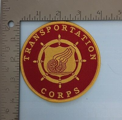 Us Army Transportation Corps Branch Patch