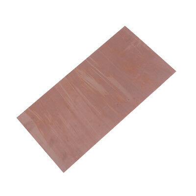 99.9% Pure Copper Cu Metal Sheet Plate 0.5mm*200mm*100mm  SP