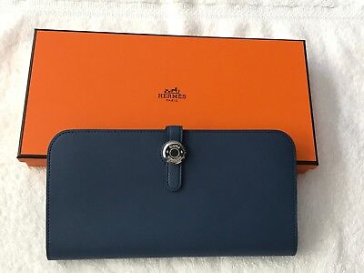 Authentic Hermes Dogon Recto-Verso Wallet