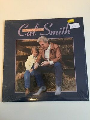 Cal Smith LP Stories Of Life (C40)