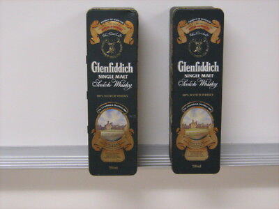Glenfiddich Single Malt Scotch Whiskey Tin - Fifth Generation