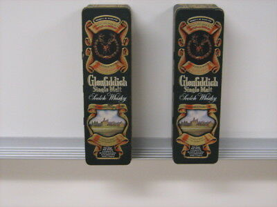 Glenfiddich Single Malt Scotch Whiskey Tin - Fourth Generation
