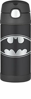 BATMAN DC COMICS Thermos® FUNtainer Stainless Steel Insulated 12 oz Drink Bottle