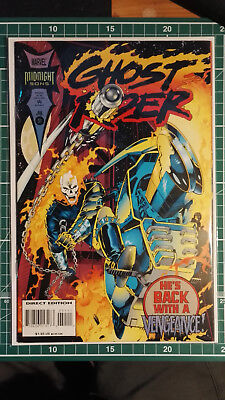 Ghost Rider (1990 2nd Series) #51- Marvel Comics - Bagged & Boarded FN/VFN