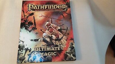 Pathfinder Roleplaying Game: Ultimate Magic by Jason Bulmahn - used, great shape