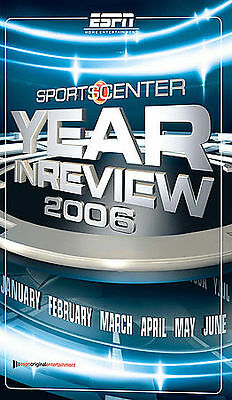 Sportscenter Year in Review 2006 (DVD, 2007)