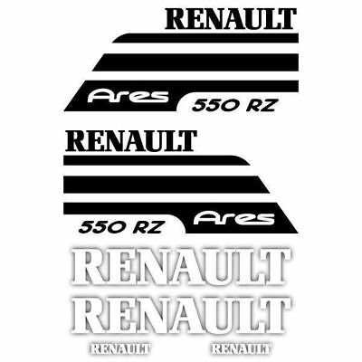 Renault keyring KEYS keychain Tractor Car Present Gift Ares 725RZ 640rz 145.54