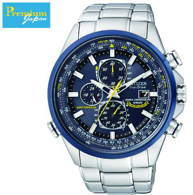 Citizen AT8020-54L Promaster Blue Angeles Watch Japan Domestic Version New