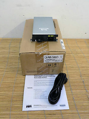 NEU Cisco C3K-PWR-750WAC Catalyst 3750-E/3560-E/RPS 2300 Netzteil NEW OPEN BOX