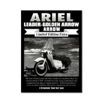 Ariel Leader-Golden Arrow -Road Test Limited Edition Extra by R M Clarke (aut...