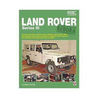 Land Rover Series III Reborn by Lindsay Porter