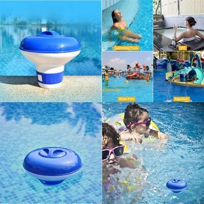Large 22*19cm Swimming Pool/Spa Small Floating Chlorine Dispenser Adjustable