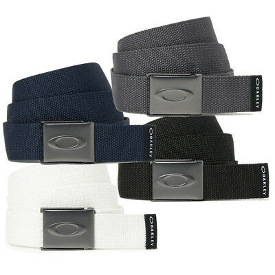Oakley 2018 Ellipse Golf Mens Webbing Performance Belt - OSFA