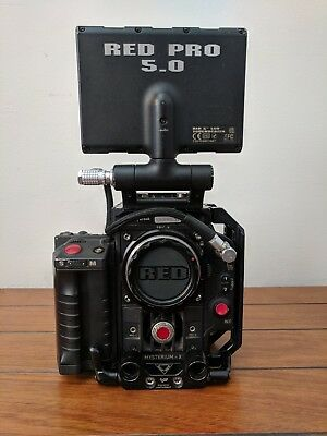 RED EPIC 5K Digital Cinema Camera with Lots of Accessories