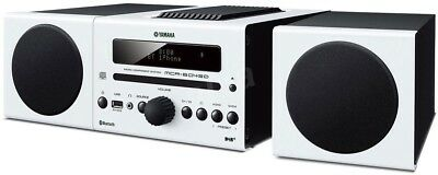 Yamaha Mcr-B043D Micro Component System.white.brand New And Boxed. Bargain!!