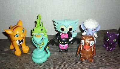 Monster High secret creeper pets x 8