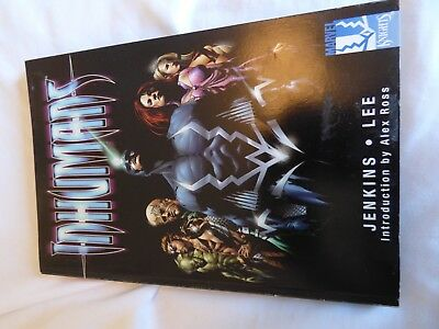 Marvel Inhumans; Vol 2 , 1-12
