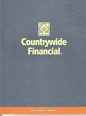 COUNTRYWIDE FINANCIAL Annual Report 2006 CALABASAS California ANGELO R. MOZILO