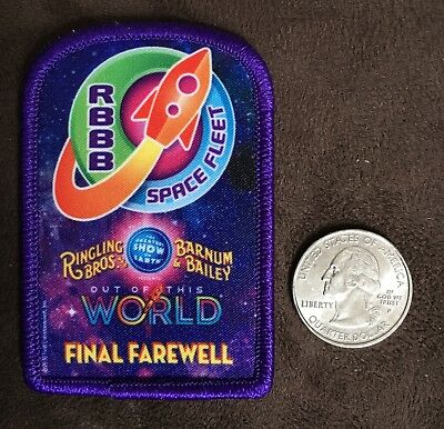 Ringling Bros. & Barnum & Bailey Scout Patch