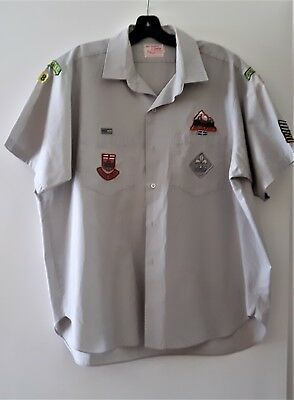 Boy Scouts Canada Short Sleeve Shirt Men's