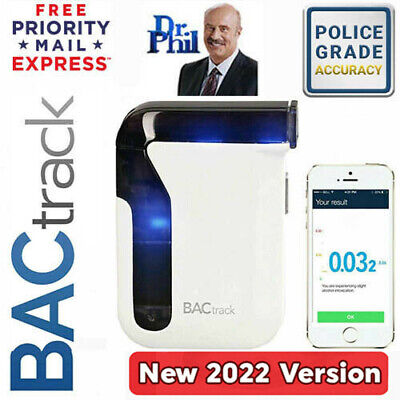 Breathalyzer. Alcohol Tester. BACtrack Mobile Pro. XTEND® FUEL CELL. Genuine