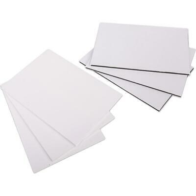 Sizzix Foam Adhesive Sheets Double Sided Black / White Tim Holtz