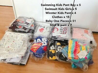 Wholesale Bulk Lots Kids & Maternity【$50 for ALL】Closing Down Sale PICK UP ONLY