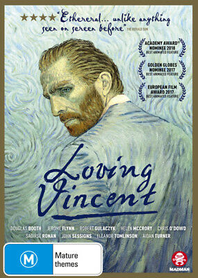 Loving Vincent DVD R4 New!
