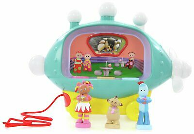 In The Night Garden Musical Activity Pull Along Pinky Ponk 12+ Months