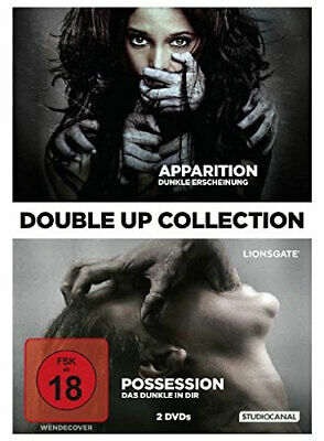 FSK18- Apparition & Possession - Das dunkle in dir (Double Up Collection) (DVD V