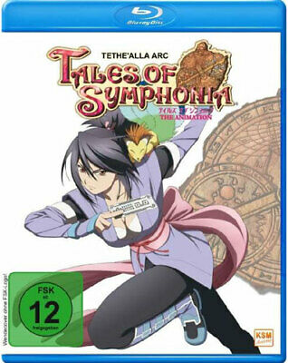 Tales of Symphonia - Tethe'alla Arc - 4 OVAs - KSM K4773 - (Blu-ray Video / Anim