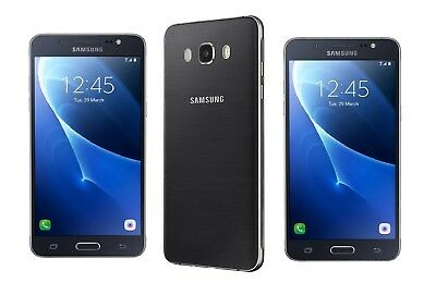 Samsung Galaxy J5 2016 in Black Handy Dummy Attrappe - Requisit, Deko, Werbung