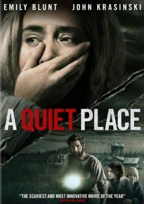 A Quiet Place (DVD,2018) NEW* Drama, Horror*