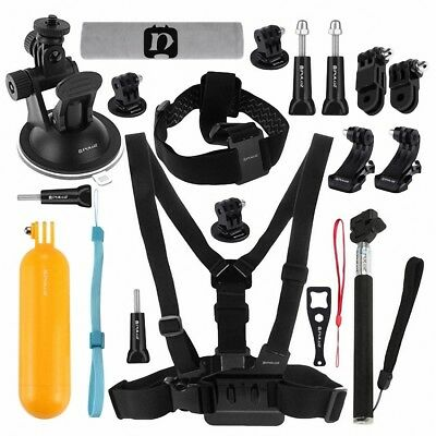 PULUZ 20 in 1 Accessories Combo Kits