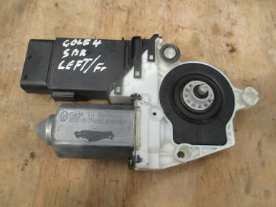 Vw Golf Mk4 Bora 5 Door Left Front Electric Window Motor Genuine Part 1J2959801D