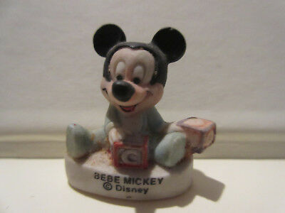 Feve De Collection A L'unite Disney Baby Mickey  N°996