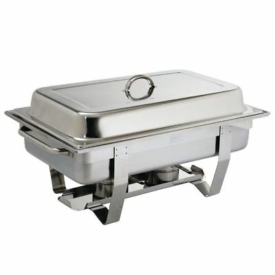 Olympia K409 Milan Chafing Set - Stainless Steel - Chafing Dish - 9 Litres