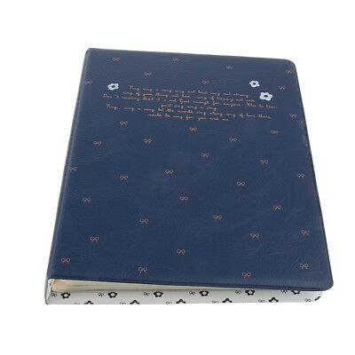 80 Pockets Photo Album Book Family Pictures Storage Case for 5 inch Film