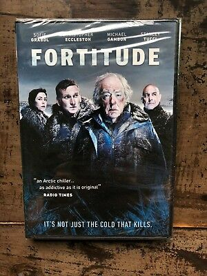 Fortitude DVD New Free Ship PBS