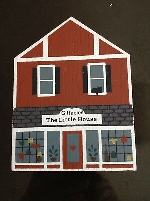 1991 Cats Meow Series IV - Little House Giftables - Pre-owned
