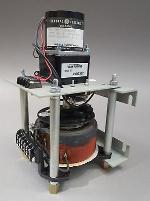 GE 9T92C7G51 Volt-Pac® Motor-Operated Variable Transformer NEW