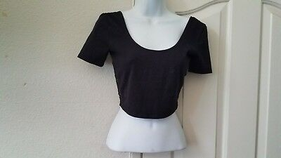 Lot Of 2 Lace Crop Top Size Small/Large