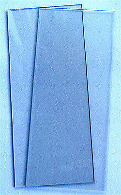 NEW ✿ 2 Generic Cutting & Embossing Long B Spacer Plates Mats ✿ Cuttlebug Sizzix